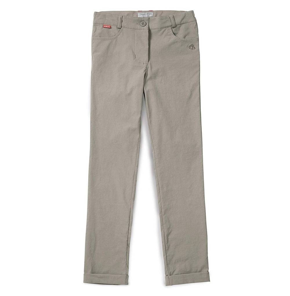 Craghoppers Girls NosiLife Callie Trousers