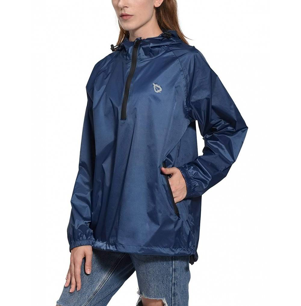 Baleaf Womens Waterproof Outdoor Raincoats