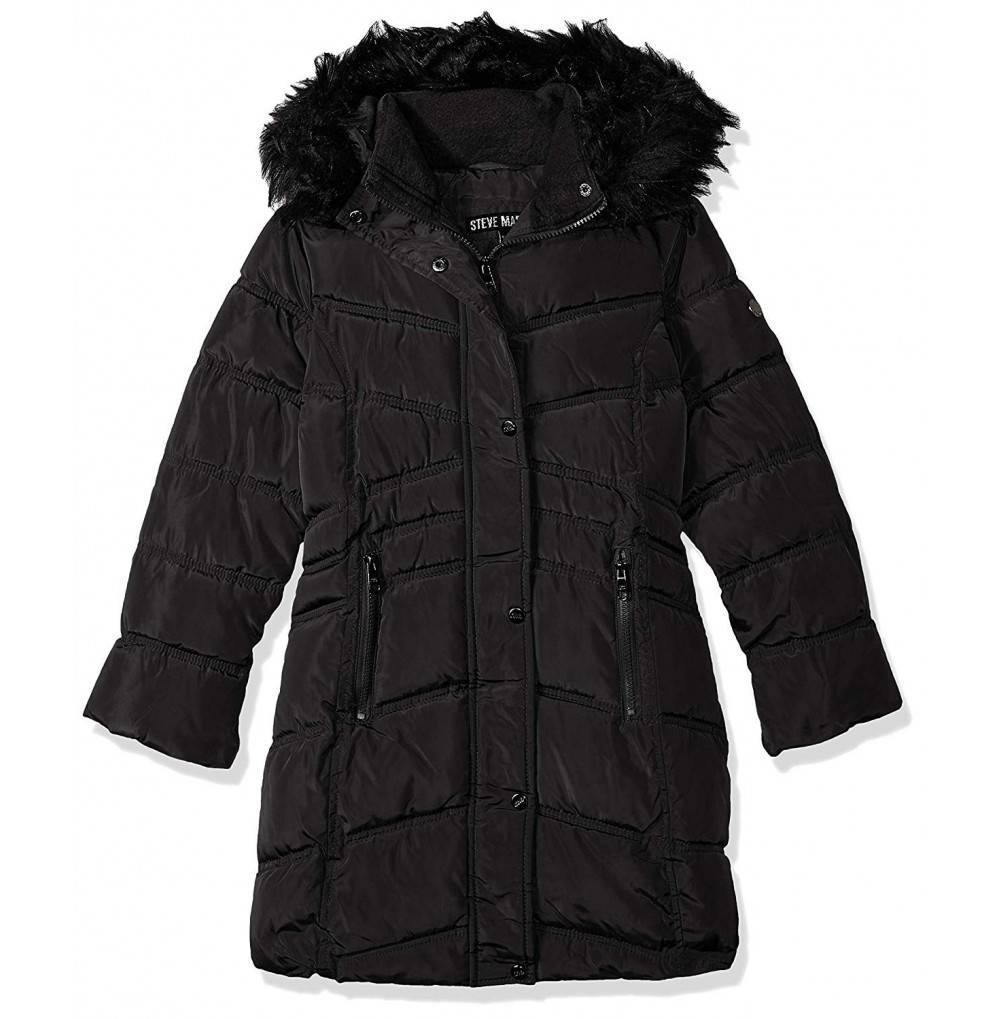 Steve Madden Girls Little Jacket