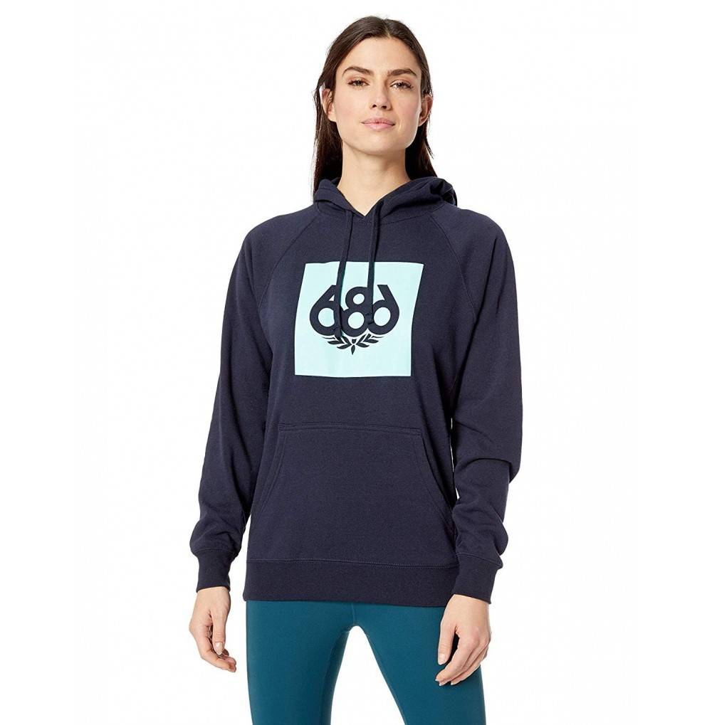 686 Knockout Pullover Pre Shrunk Sweatshirts