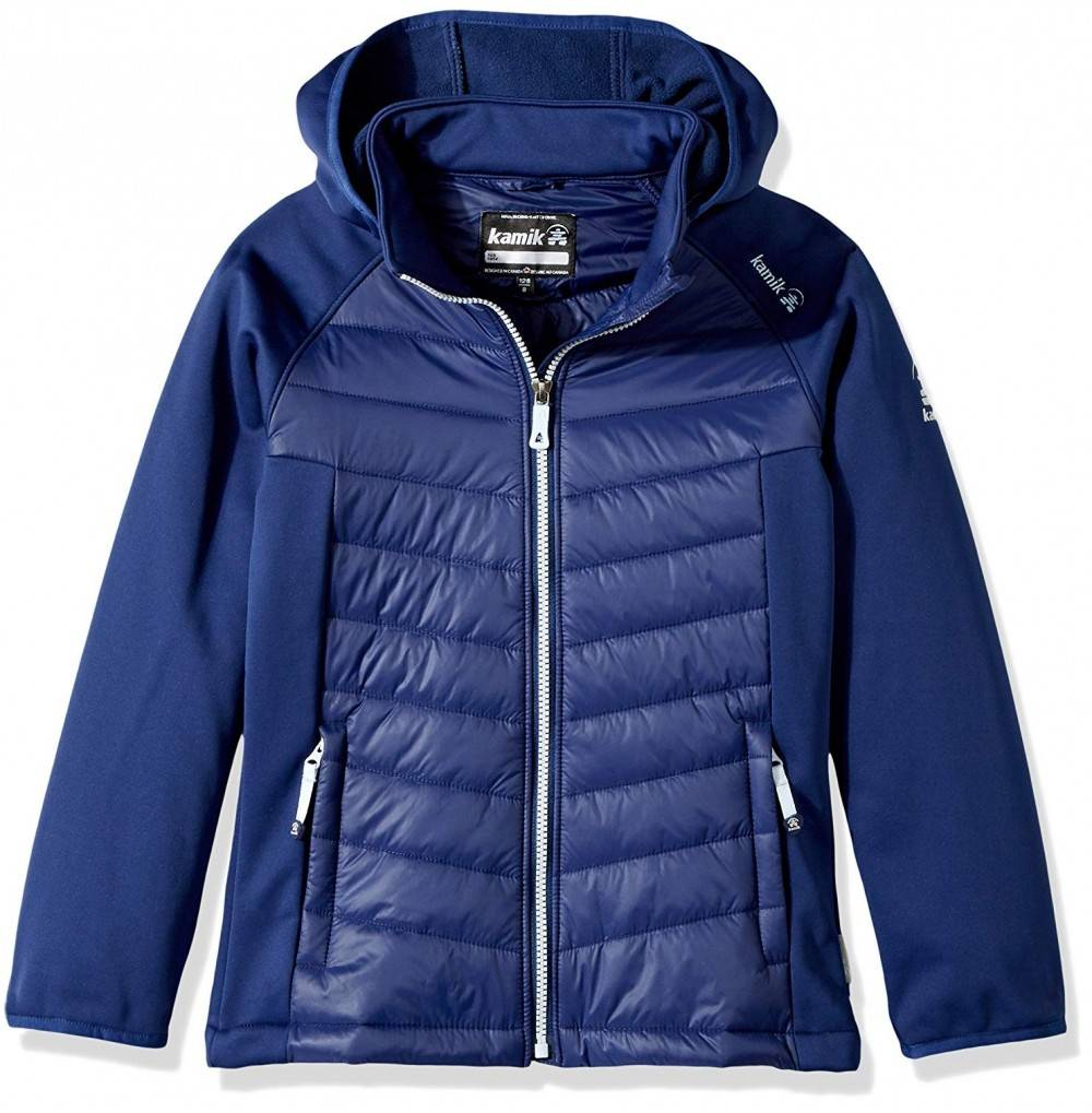 Kamik Winter Apparel Girls Jacket
