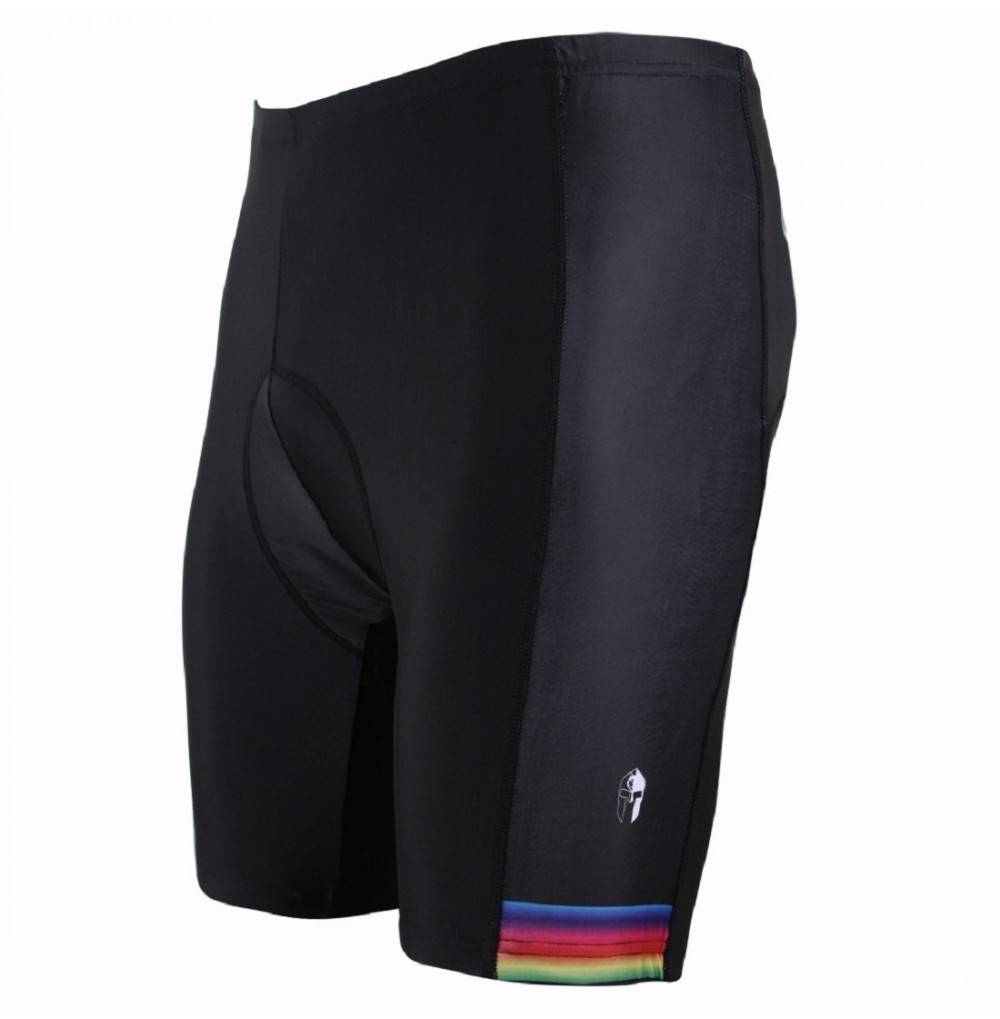 Paladin Cycling Shorts Padded Pattern