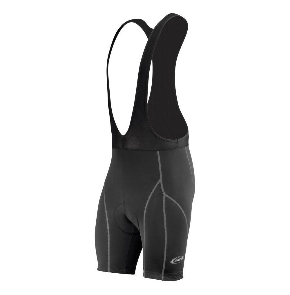 RavX Mens Race Bib Shorts
