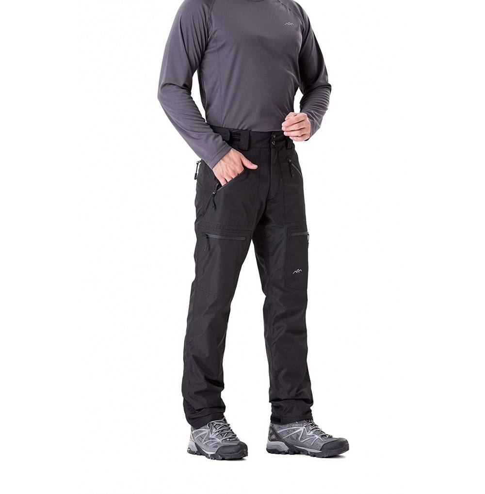 Trailside Supply Insulated Fleece Lined Waterproof